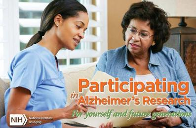 Participating in Alzheimer's Research