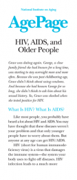 HIV, AIDS, and Older People