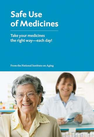 Safe Use of Medicines (easy-to-read booklet)