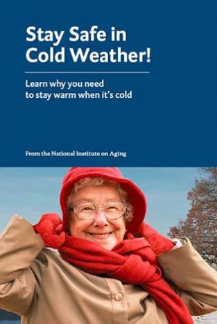 Stay Safe in Cold Weather (easy-to-read booklet)