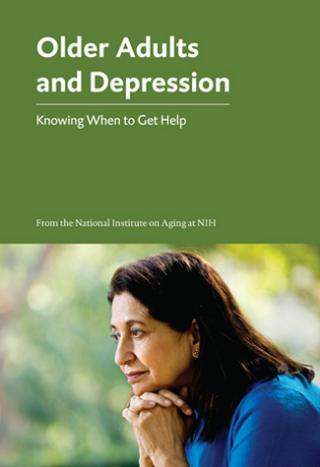Older Adults and Depression easy-to-read booklet