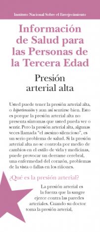 Presión arterial alta (High Blood Pressure)