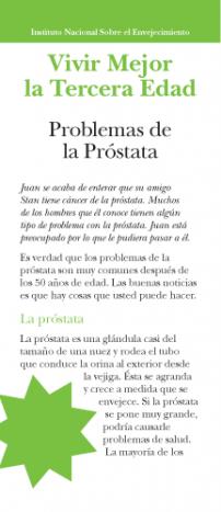 Problemas de la prostata (Prostate Problems)
