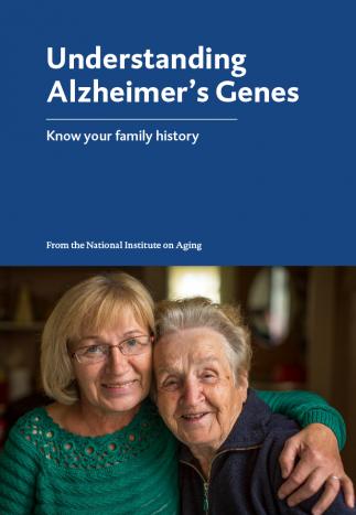 Understanding Alzheimer's Genes (easy-to-read booklet)