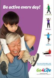 Go4Life Poster: Grandfather