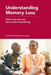 Understanding Memory Loss (easy-to-read booklet)