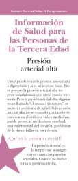 Presión arterial alta (High Blood Pressure)